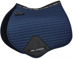WeatherBeeta Prime Jump Saddle Pad Navy