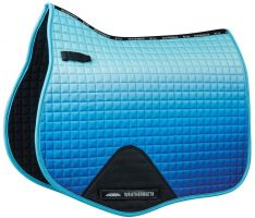 WeatherBeeta Prime Ombre All Purpose Saddle Pad Ocean Breeze