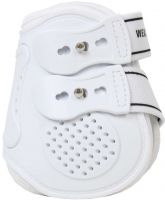 WeatherBeeta Pro Air Fetlock Boots White