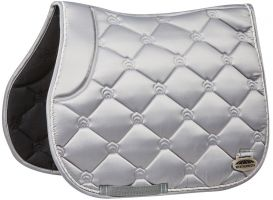 WeatherBeeta Regal Luxe All Purpose Saddle Pad Earl Grey
