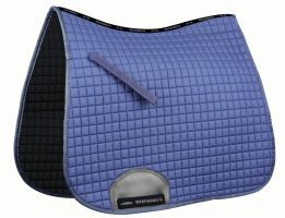 WeatherBeeta Supreme Dressage Saddle Pad Navy