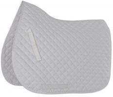 Wessex Performance Lite Saddlecloth White