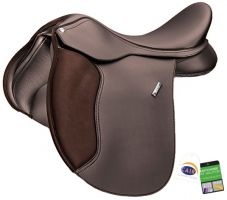 Wintec 500 Wide All Purpose Saddle Brown
