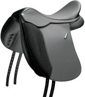 Wintec 500 Wide Dressage Saddle Black
