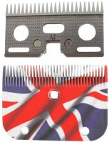 Wolseley Union Jack A2 Clipper Blades