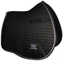 Woof Wear Contour GP Saddle Pad Black