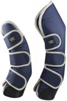 Woof Wear Travel Boots Navy/Silver